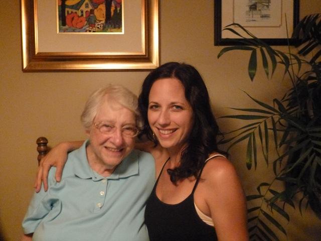 My beautiful Gran